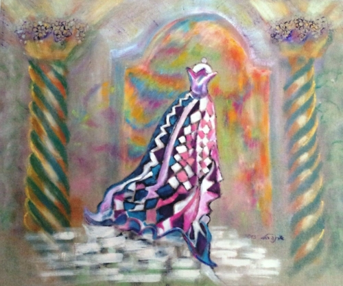 ציור אקריליק, אומנות מקורית, תרבות הפנאי, שחמט